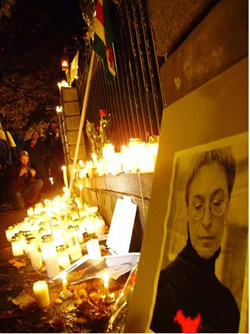 Anna Politkovskaja: una donna non rieducabile